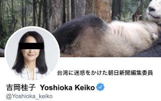 朝日新聞吉岡桂子編集委員が何をやったのか?