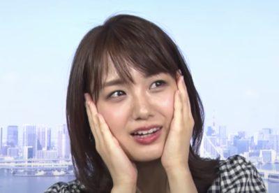 【速報】フジテレビの井上清華アナウンサーがクソかわいい
