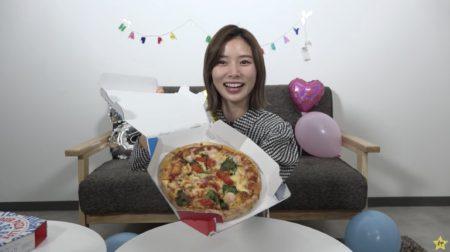 「ハッピーバースデー トゥー ミー」朝日奈央さん 一人で誕生日会を開催!