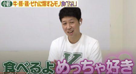 【衝撃】肉を食べない小籔千豊さん チキンラーメンは食べる