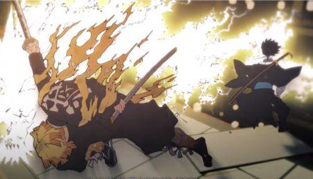鬼滅の刃の海外ファンが善逸 VS 獪岳戦のアニメーションを作ってしまう