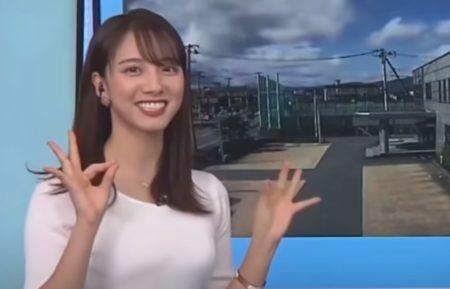 ウェザーニュースの武藤彩芽さんの存在が世界にバレ始める