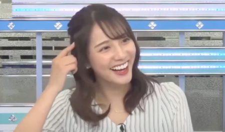 武藤彩芽さん オヤジギャグを炸裂させる