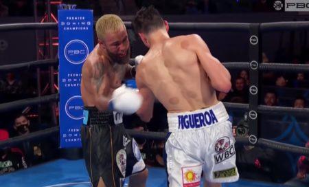 日本人の敵 ルイス・ネリさん KO負け